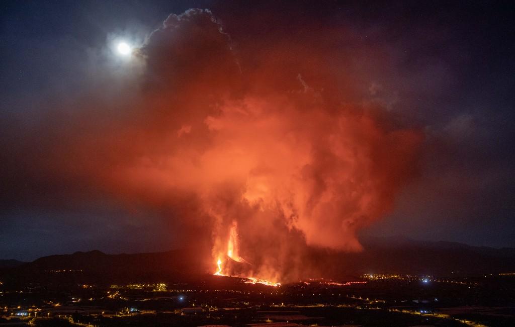 Een week vulkaanuitbarsting Canarische Eiland La Palma en de desastreuze gevolgen
