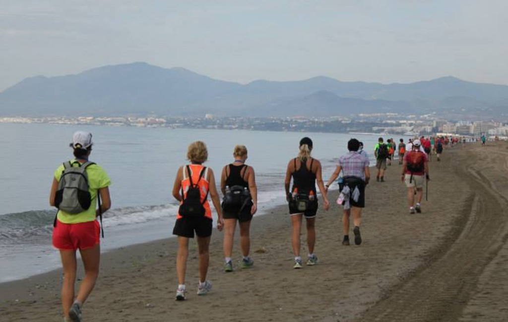 Marbella 4Days Walking viert van 7 tot 10 oktober alweer de 10e wandelvierdaagse