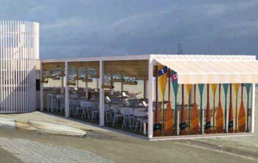 La Pineda Platja krijgt in 2022 nieuwe moderne chiringuitos