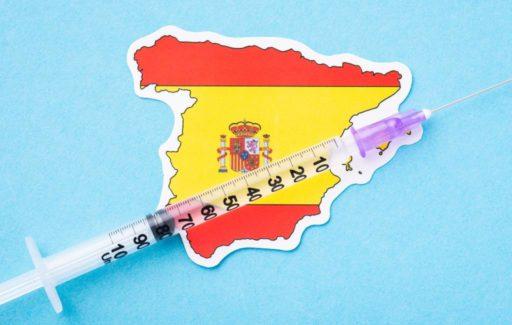 Corona-vaccinatie Spanje: vijf regio's met meer dan 80 procent inwoners volledig gevaccineerd