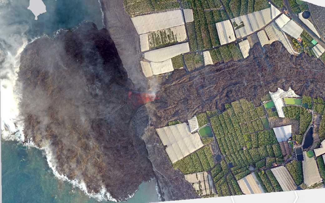 14 dagen vulkaanuitbarsting Canarische Eiland La Palma en de gevolgen (video's)