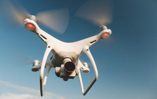 Anti-Drone eenheid politie Huesca neutraliseert 3 drones tijdens Pilar feesten