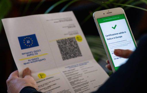 Italië verplicht Green Pass voor alle werkenden maar hoe is dat in Spanje?