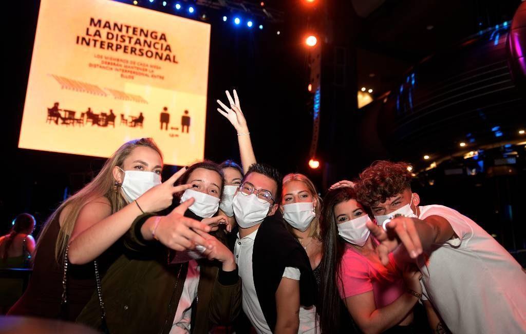 Binnenruimtes nachthoreca in Catalonië open maar met vaccinatie- of negatief coronatest bewijs