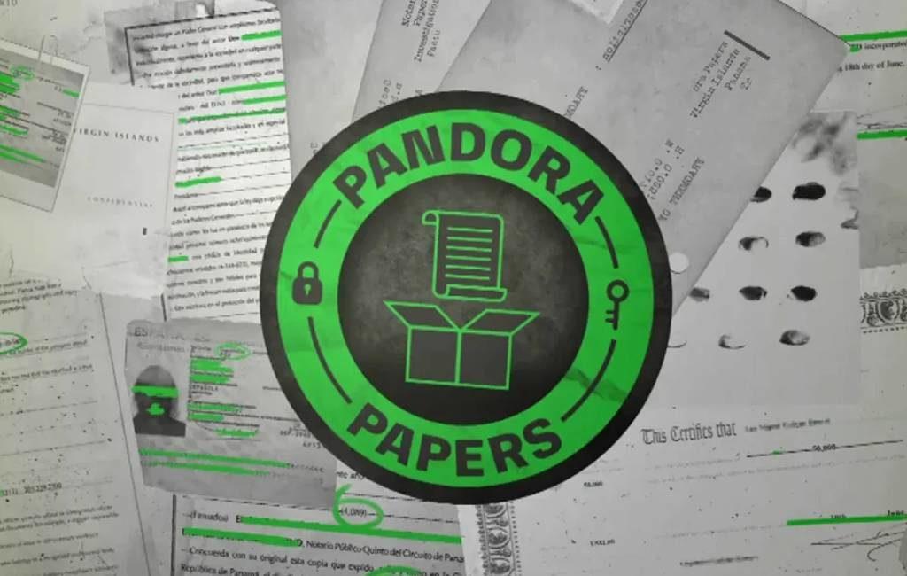 Pandora Papers brievenbusfirma schandaal en Spaanse vermeldingen