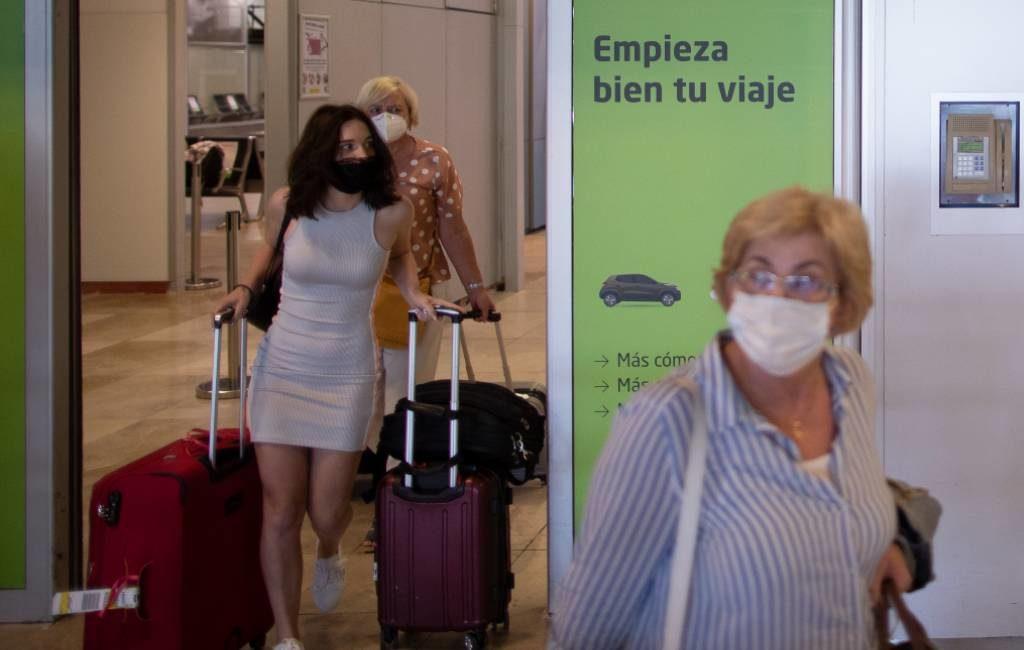 Uitzwaaien en verwelkomen bij vliegvelden Spanje binnenkort weer mogelijk