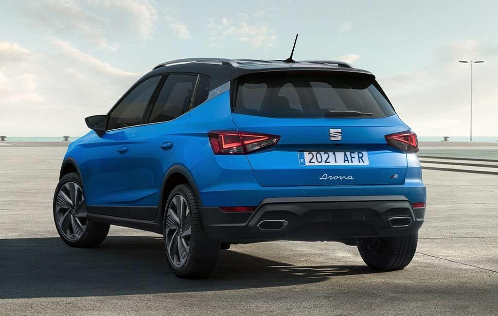 Meest verkochte auto's in Spanje in 2021: SEAT Arona wint tot nu toe