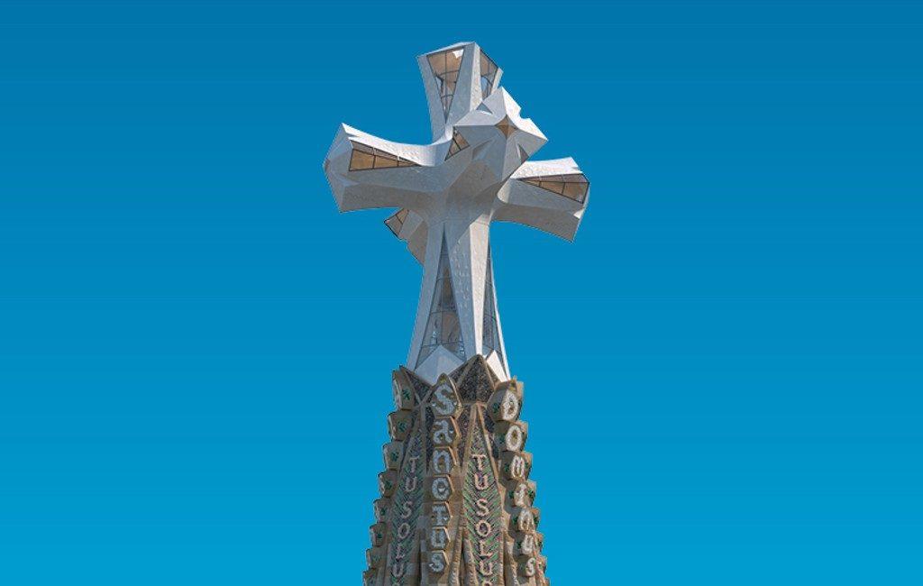Zo gaat de Sagrada Familia in Barcelona er in 2030 uitzien