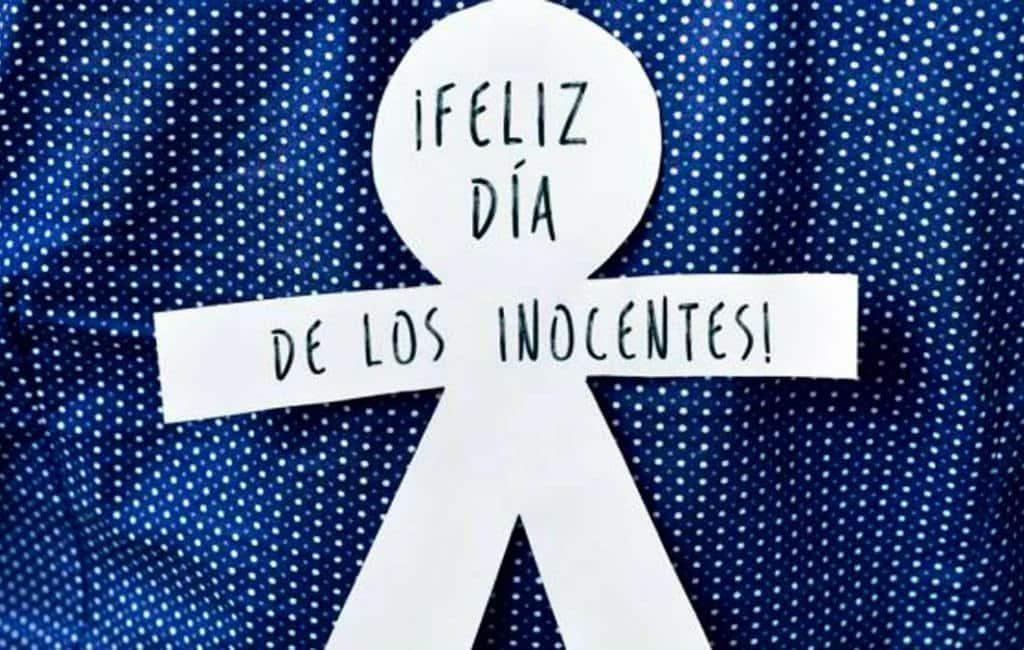 Pas op voor de grappen en grollen op 28 december in Spanje