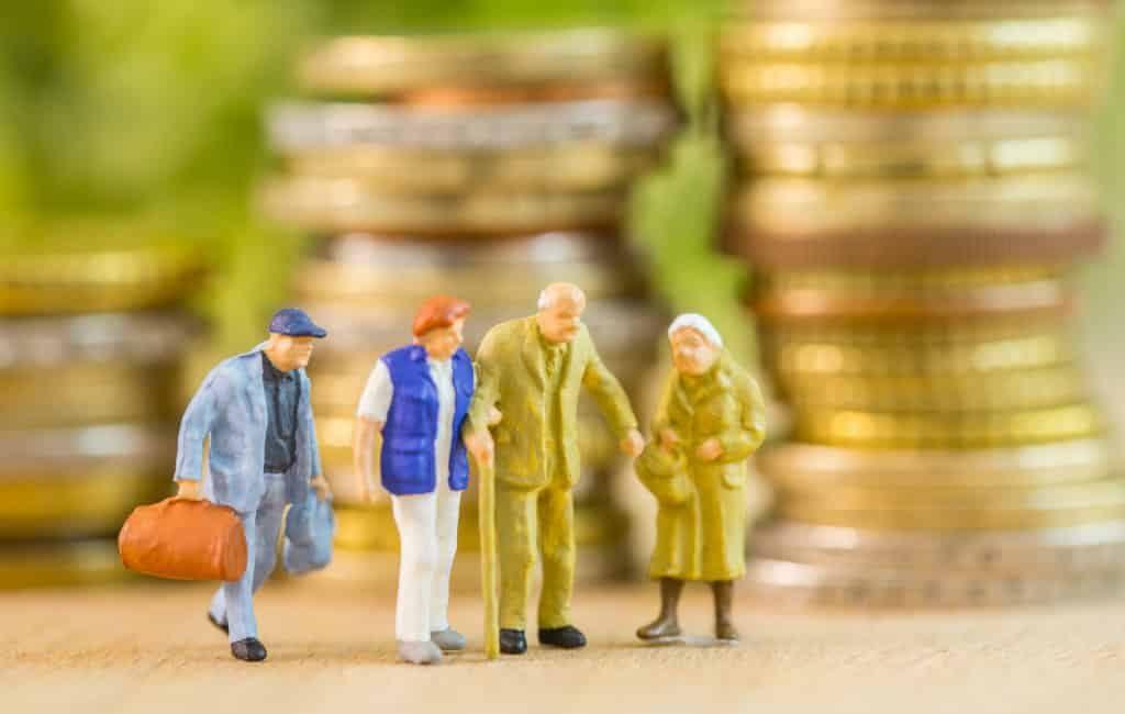 Pensioenleeftijd in Spanje gestegen naar 65 jaar en 8 maanden