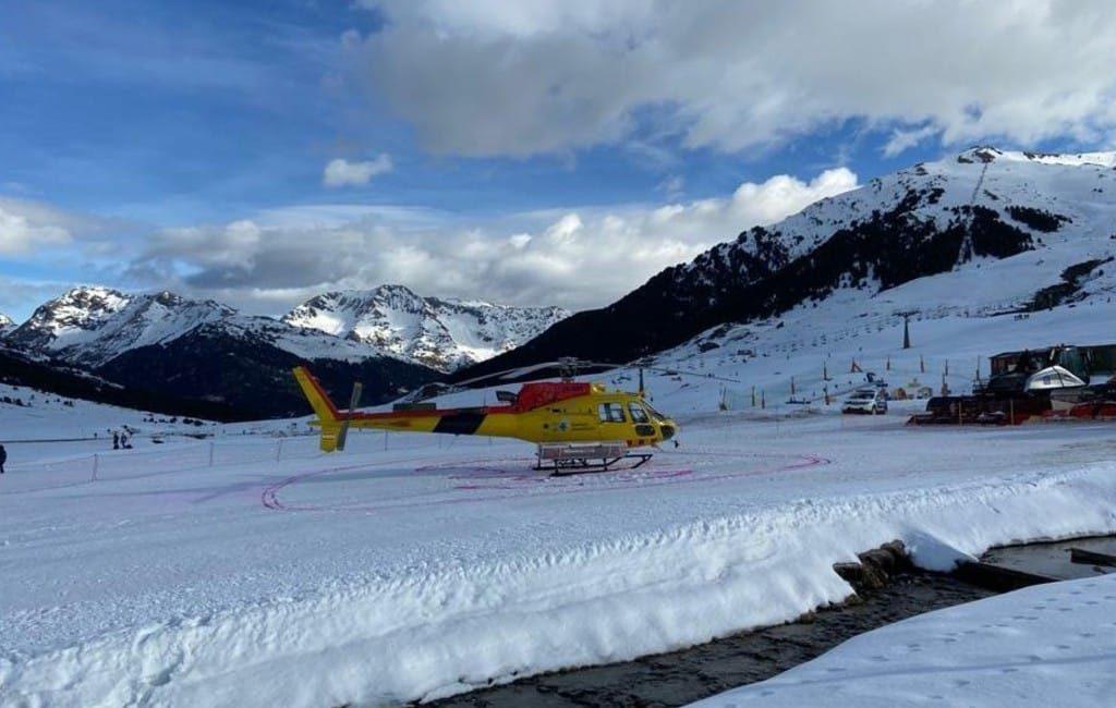 25-jarige skiër om het leven gekomen door lawine in Lerida