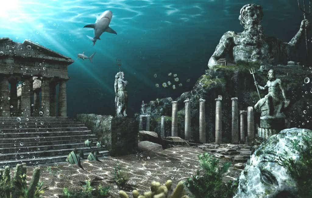 Verloren stad Atlantis vermoedelijk gevonden in Andalusië