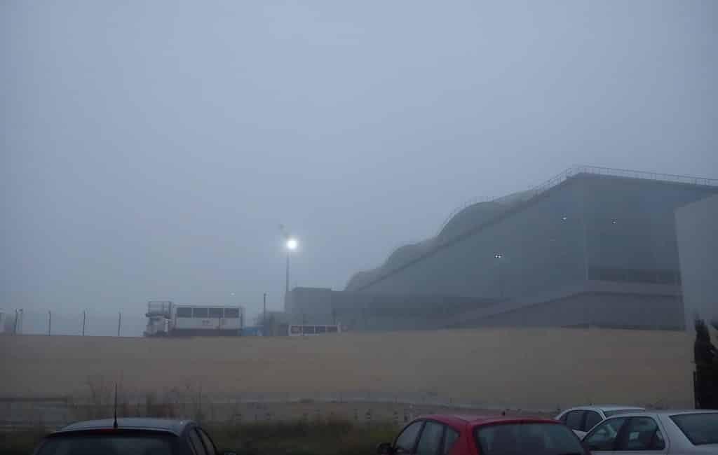 Problemen door mist bij vliegvelden Alicante-Elche en Valencia