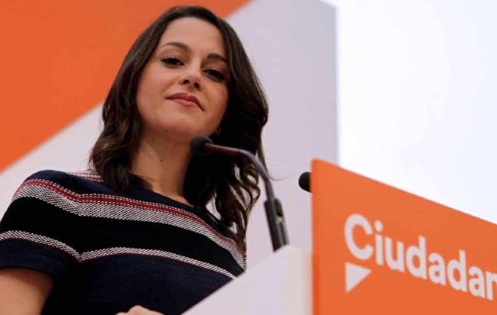 Inés Arrimadas bereidt roer over te nemen bij Ciudadanos
