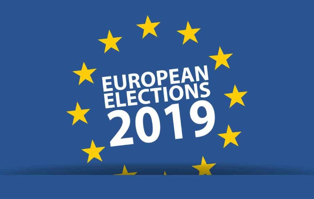 In Spanje stemmen voor het Europees parlement in mei