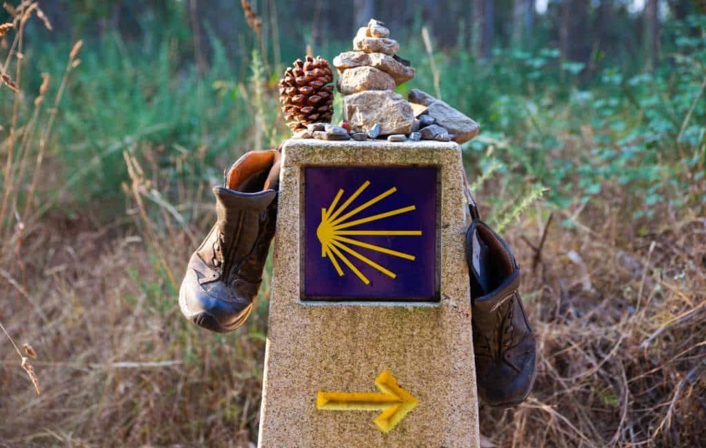 Koning Filip van België gaat opnieuw Camino de Santiago lopen