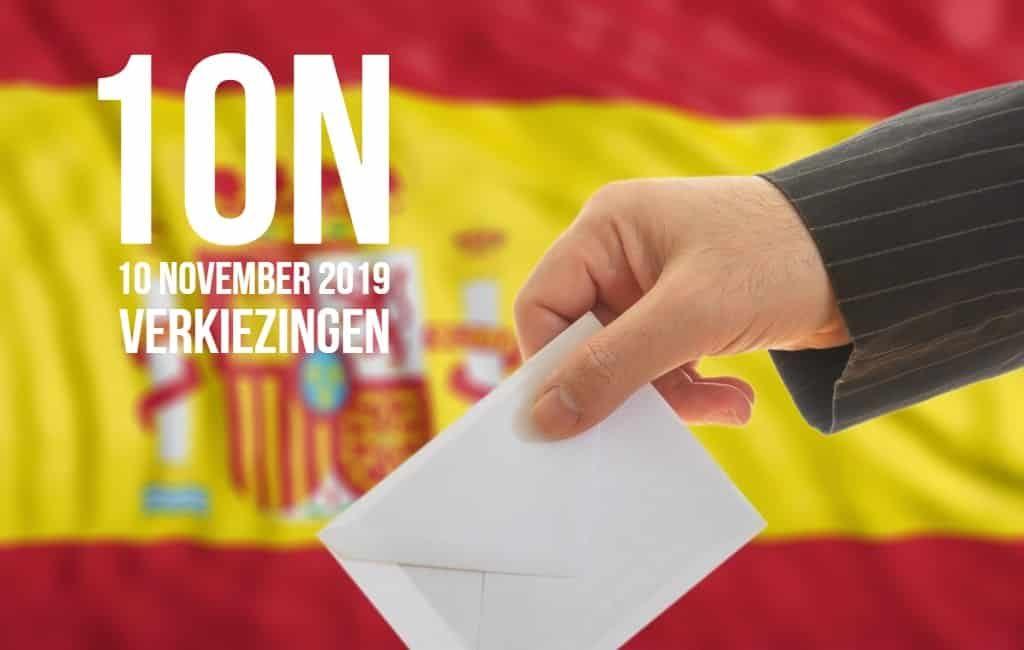 10N: verkiezingen in Spanje