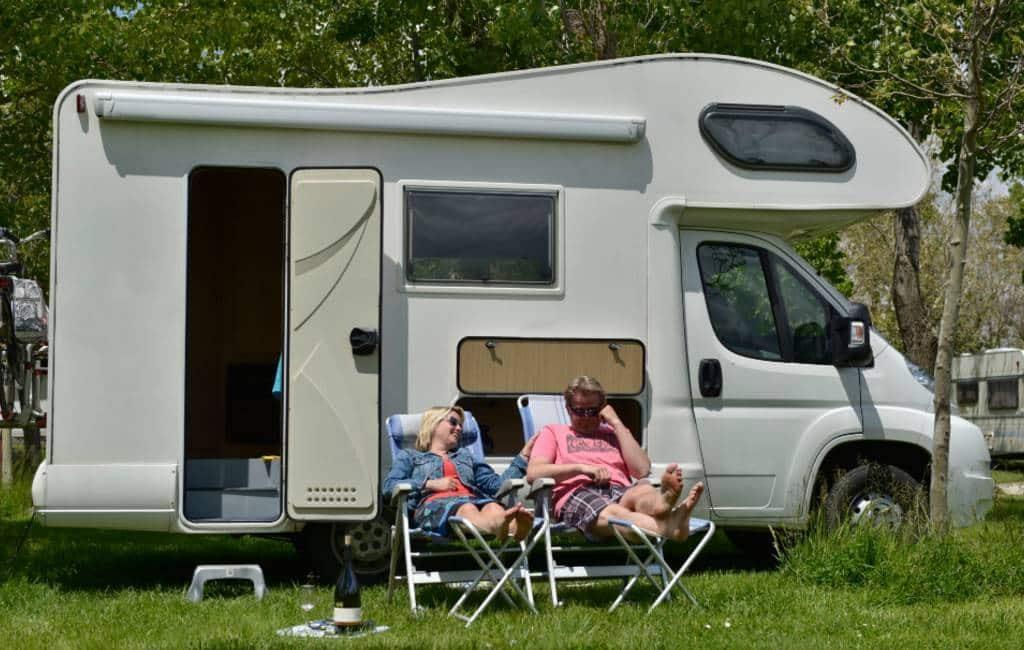 Boetes die camperrijders kunnen krijgen in Spanje