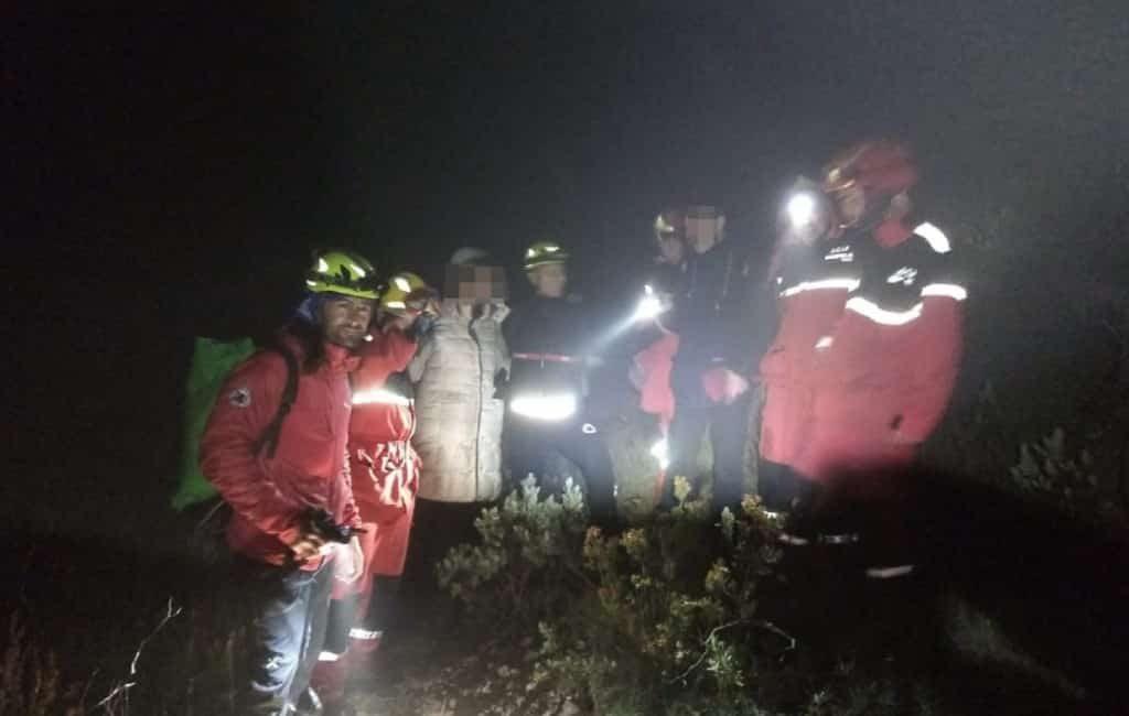 Twee Belgische wandelaars in Bocairent gered