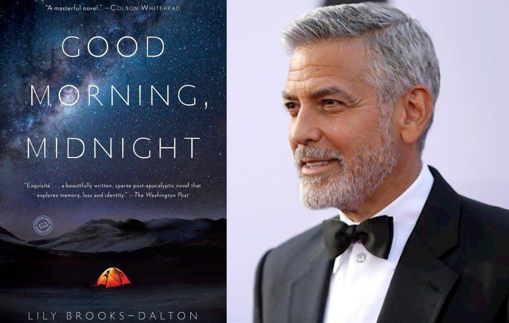 George Clooney op La Palma voor opnames Netflix film