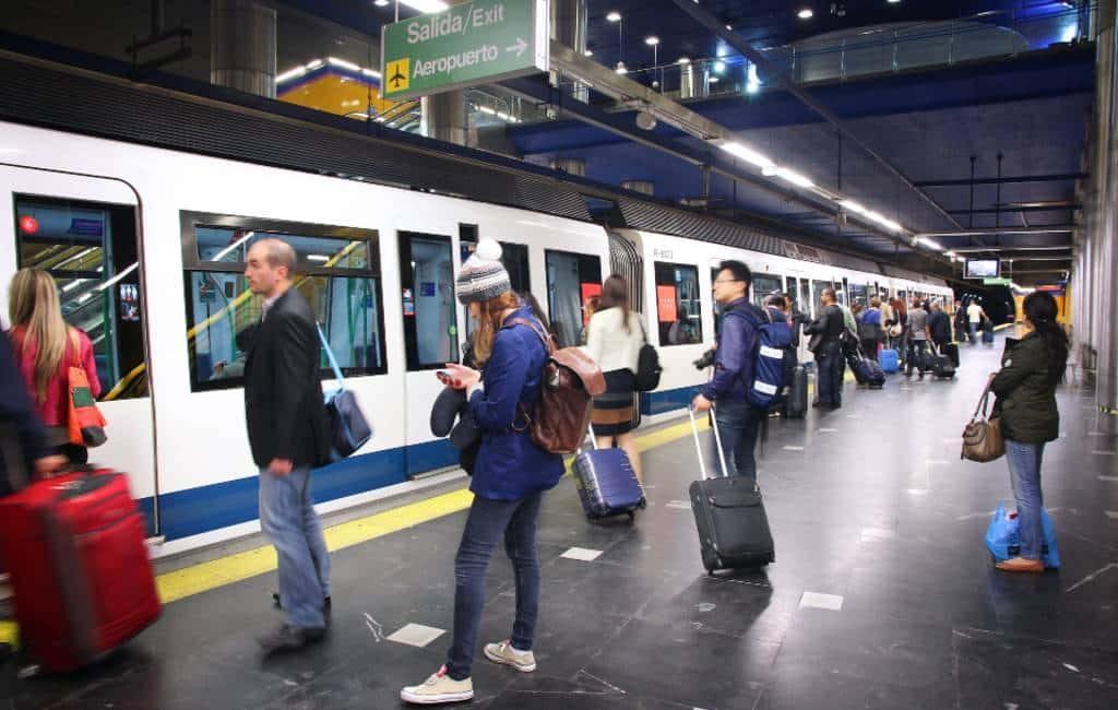 De metro in Spanje bestaat 100 jaar