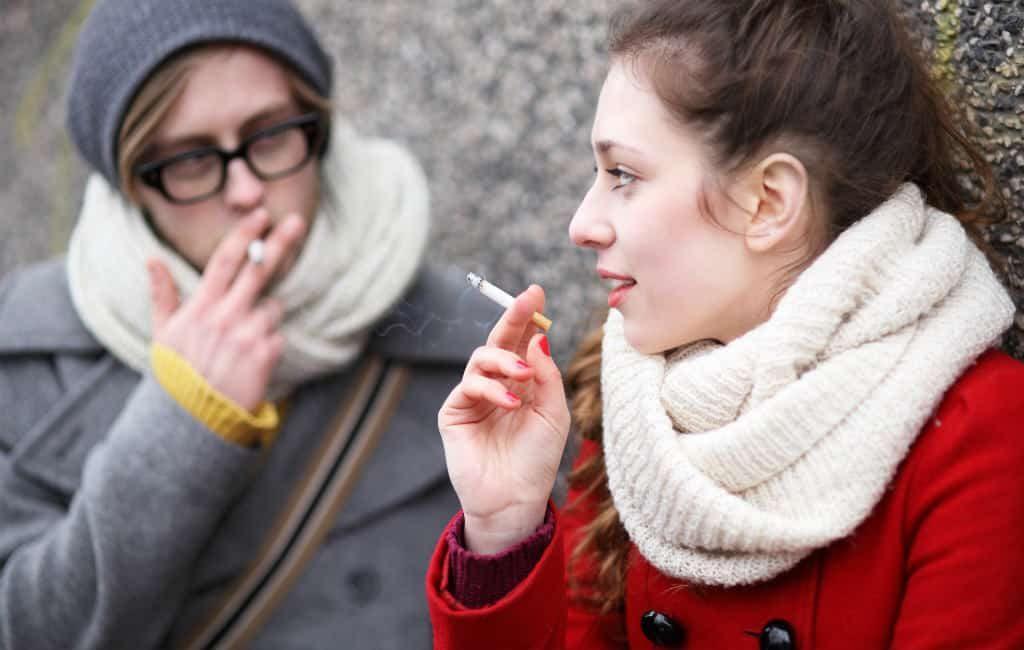 Gebruik van sigaretten en wiet gestegen in Spanje