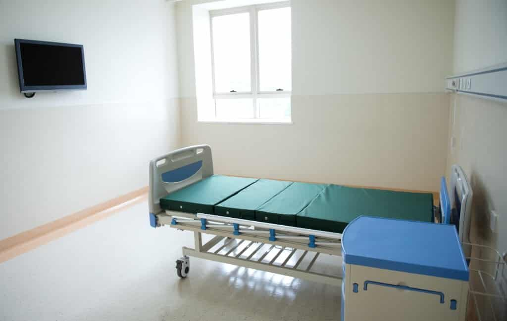 Gratis televisies in ziekenhuizen regio Valencia