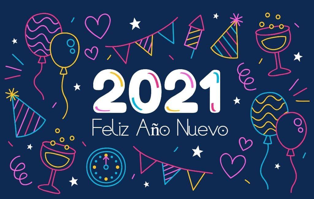 Spaanse nieuwjaarswensen voor 2021