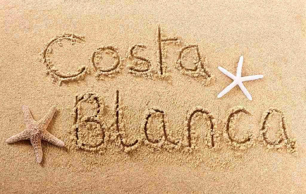 Een luchtige beschrijving van het toeristische Costa Blanca: deel 1