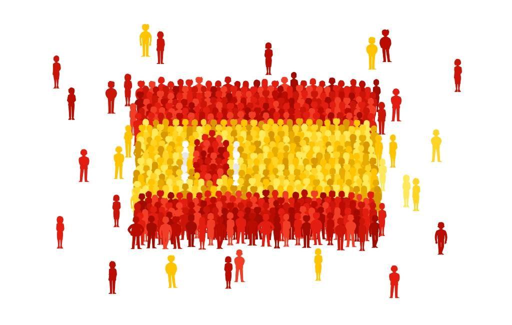 Spanje heeft 46,9 miljoen inwoners