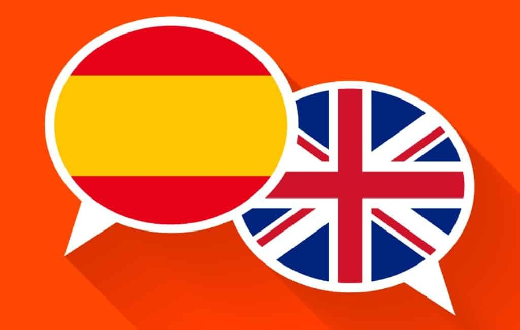 Verengelsing van de Spaanse taal: ok of niet ok?