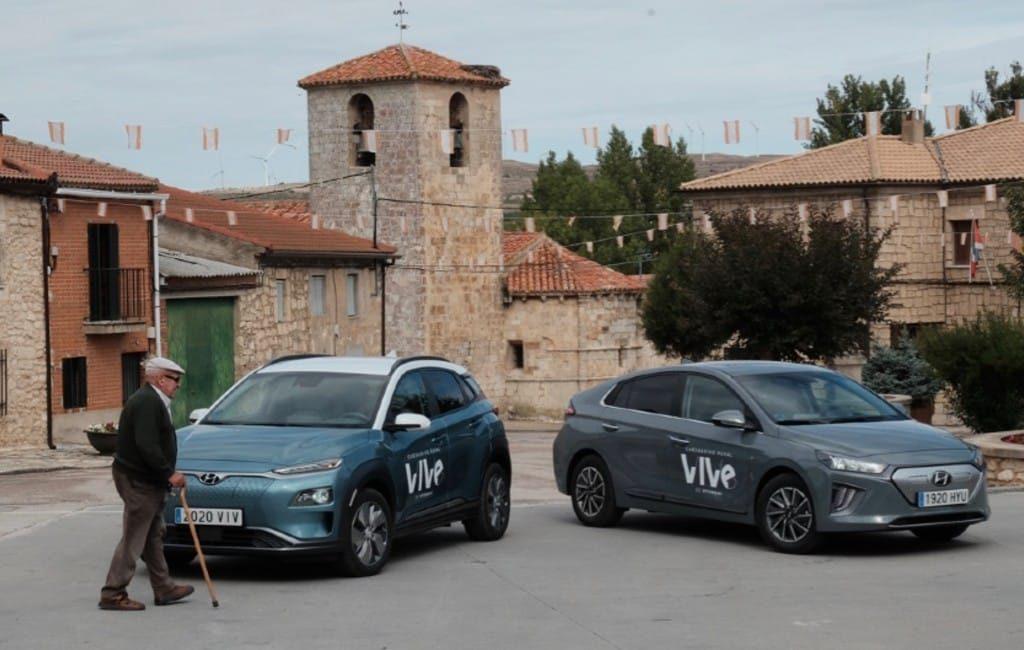 Carsharing in Spaanse dorp met schoonste lucht van Europa