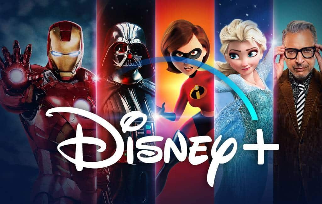 Disney+ vanaf nu ook in Spanje te bekijken