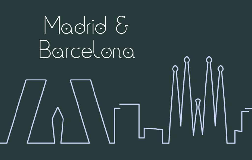 Barcelona wil samen met Madrid hoofdstad van Spanje worden
