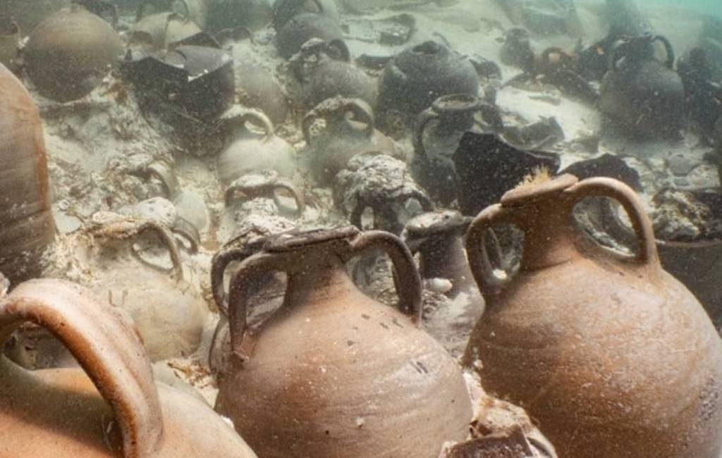 Schip met Romeinse 'ketchup' gevonden voor de kust van Mallorca