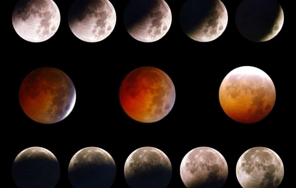 """Het is weer tijd voor de """"wolven"""" maansverduistering in Spanje"""