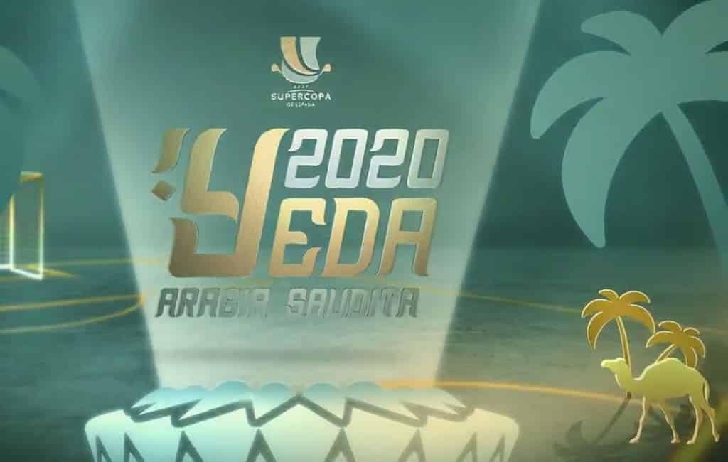 Spaanse Supercup wordt gespeeld in Saoedi Arabië