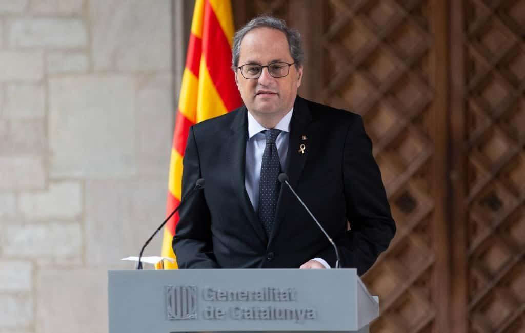 Catalonië wil autonome regio afsluiten maar kan dat nog niet