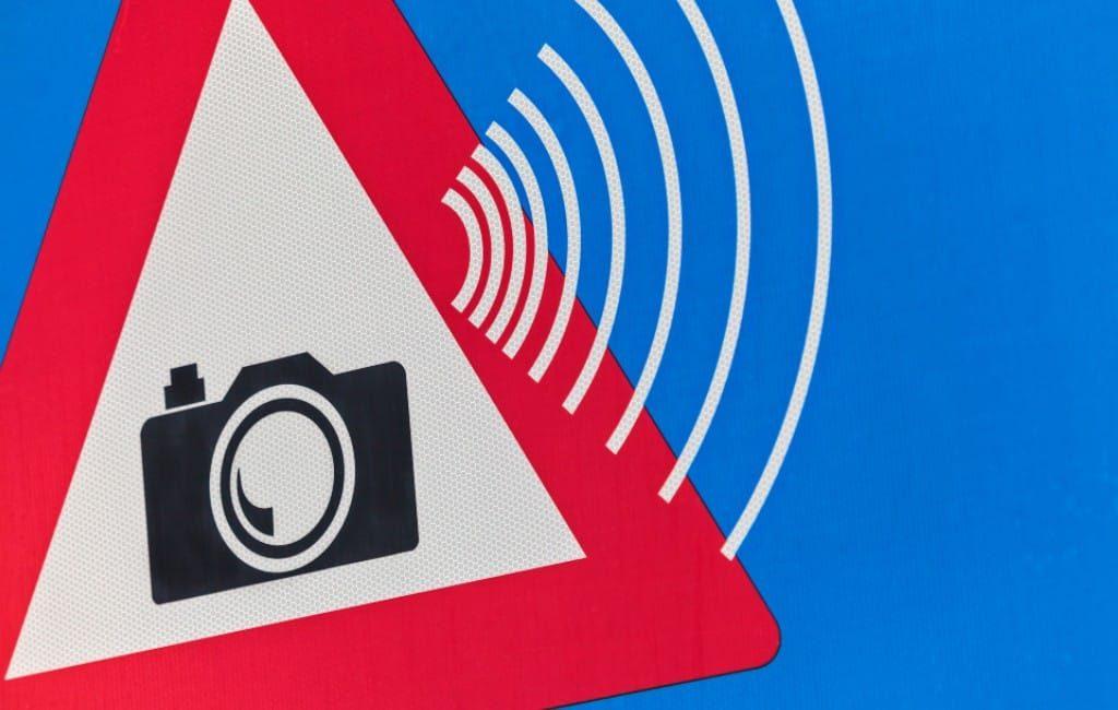 Anti-rem snelheidscamera's op Spaanse wegen