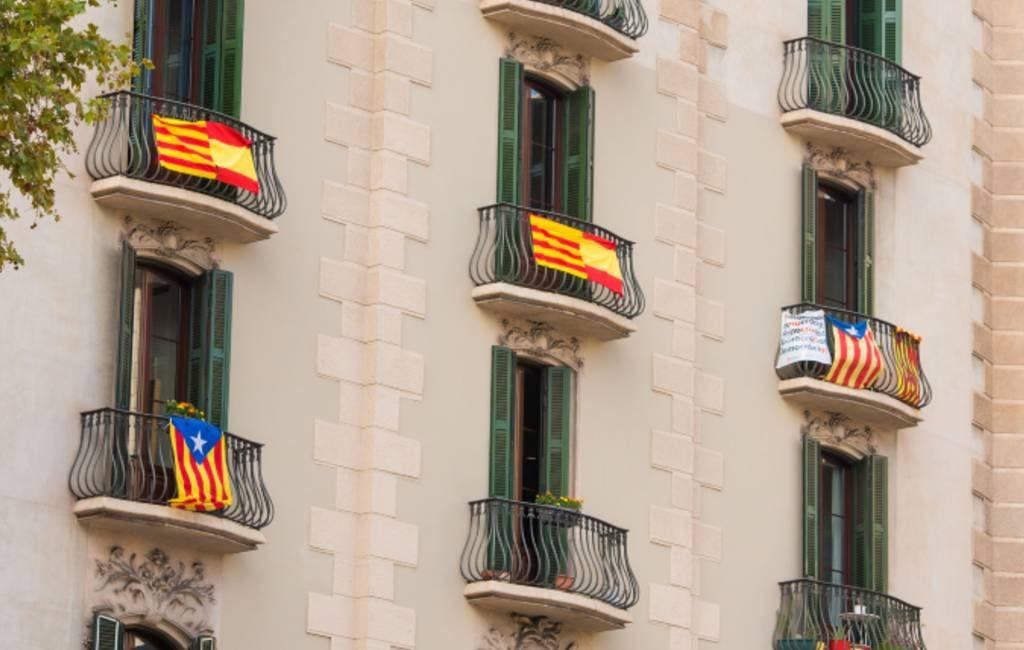 Steeds meer huurcontracten in Catalonië met anti-vlaggen clausules