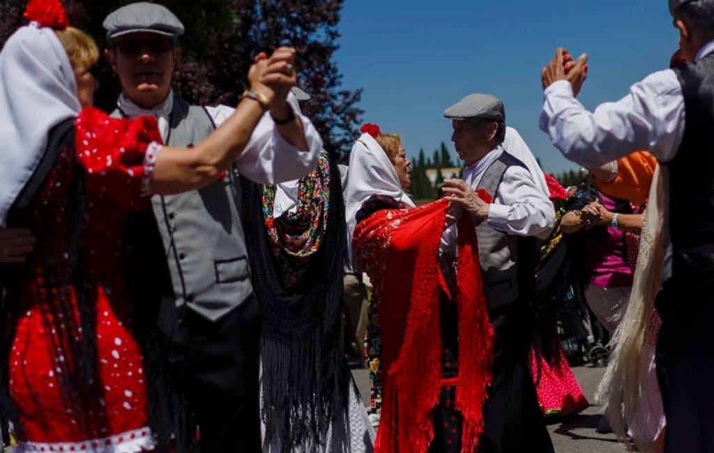 15 mei: San Isidro feest in Spaanse hoofdstad Madrid