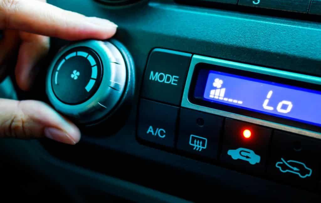 Wat is het beste gebruik van de airco in een auto in Spanje