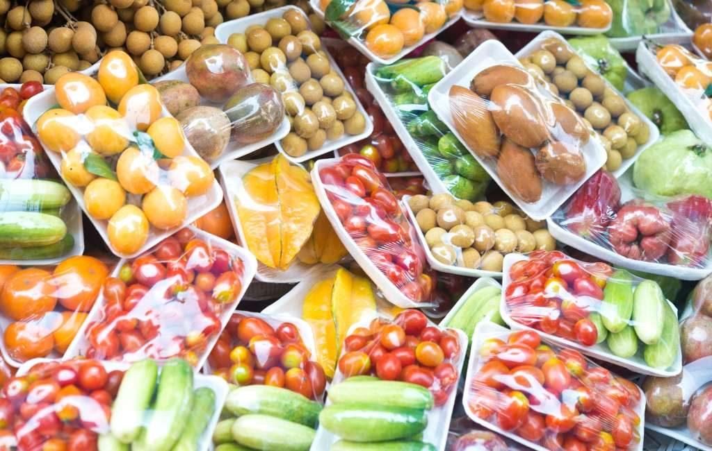 Spaanse supermarkten en het plastic volgens Greenpeace