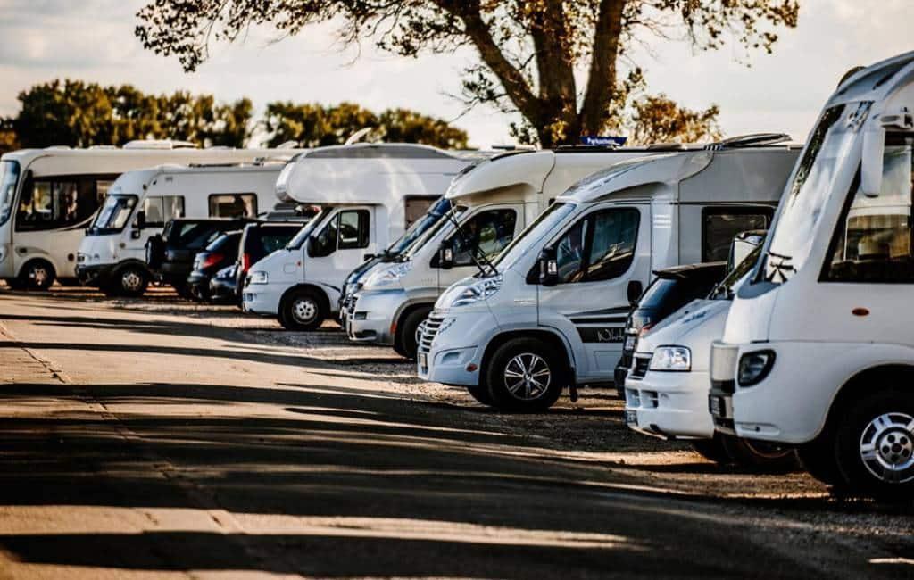 Aantal camperplaatsen in Spanje met 400 procent gestegen