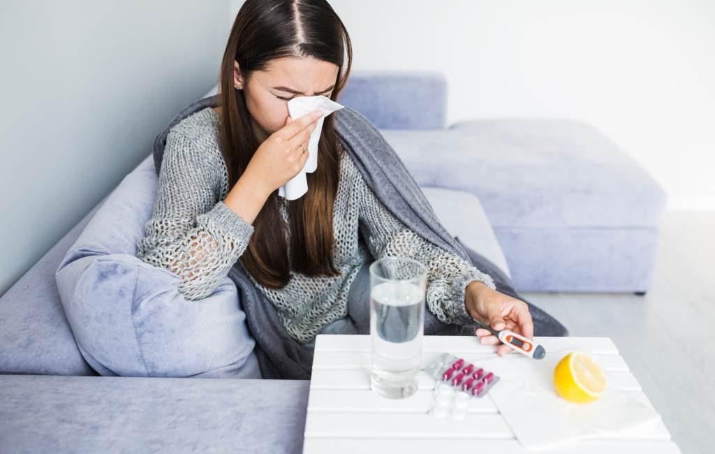 Spanje in de ban van het griepvirus