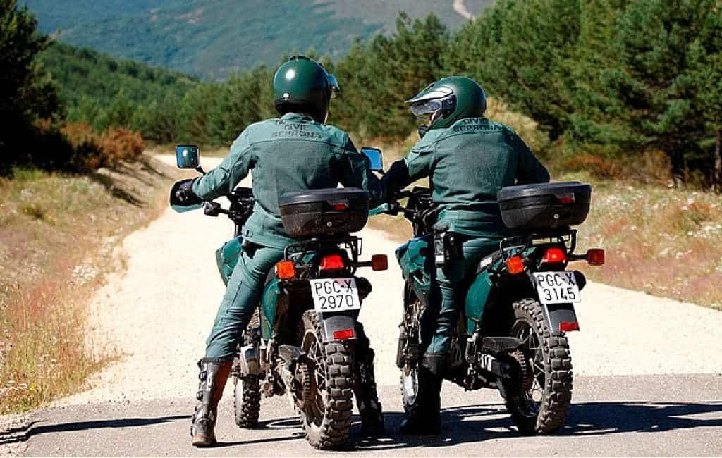 Guardia Civil / Twitter