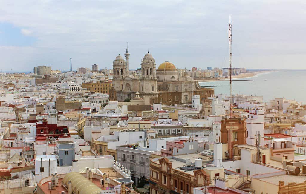 Cádiz is dé stad om te bezoeken volgens The New York Times