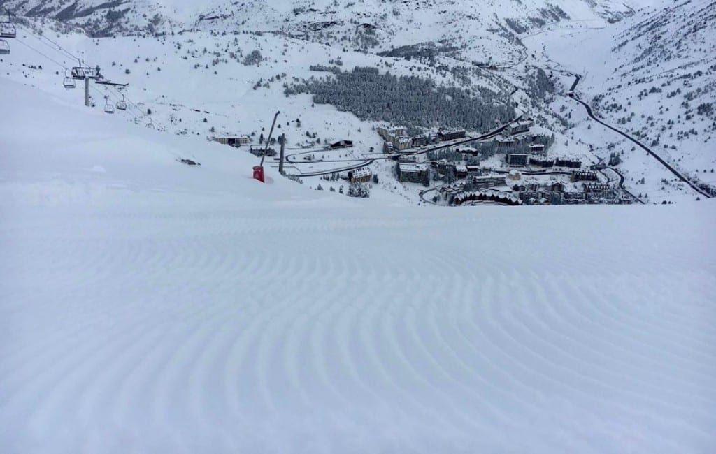 Skiër om het leven gekomen bij skistation Candanchu in Huesca