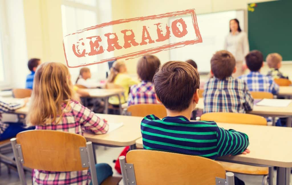 Scholen dicht in Valencia regio vanwege noodweer