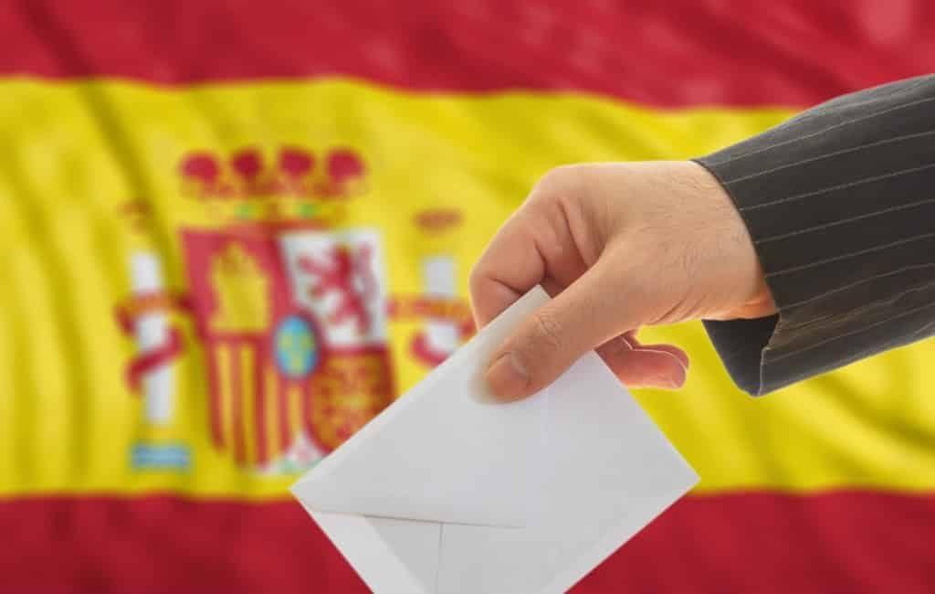 Gemeenten met meer buitenlandse dan Spaanse kiezers